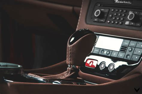 maserati grancabrio sport interior maserati grancabrio sport with custom interior by vilner