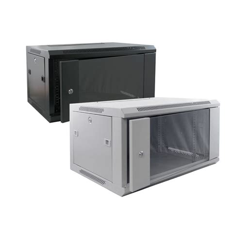 6u wall mount cabinet datacel 6u wall mounted data cabinet data rack 500mm 500mm