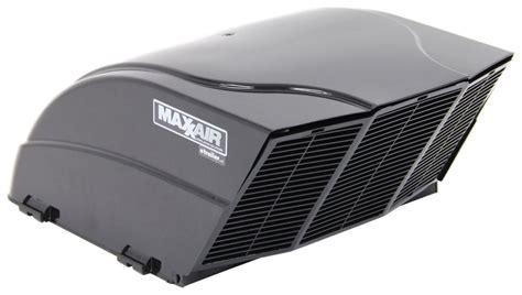 best rv roof vent fan maxxair fanmate cover black maxxair rv vents and