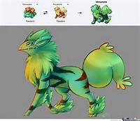 Pokemon Fusion 30 By Padar98  Meme Center