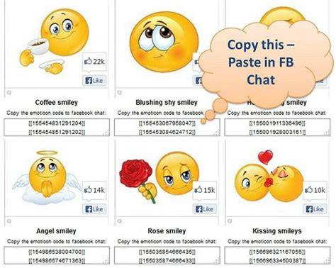 fb emoticon image gallery instant message emoticons codes