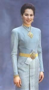 Thai traditional clothes thailand life