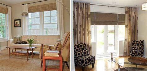 montaje de cortinas 191 estores cortinas o los dos combinados