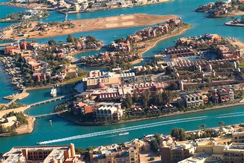 What Are The Different Home Styles by A Jewel In The Red Sea El Gouna