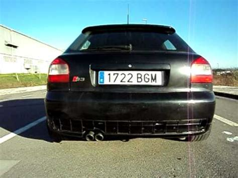 Audi Rs3 2000 by Audi S3 2001