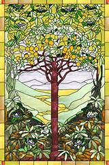 Stained Glass Window Clings Pictures
