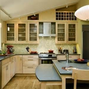 Kitchen Cabinet Ideas For Vaulted Ceilings » Home Design 2017
