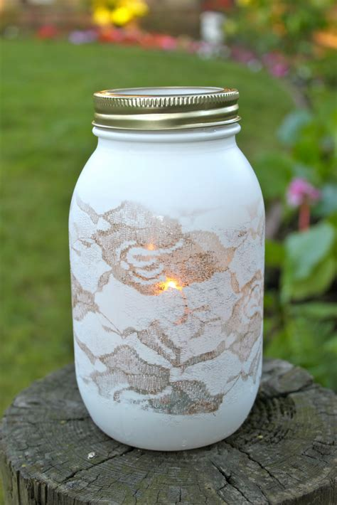 jar crafts diy jar crafts guest tutorial stitched