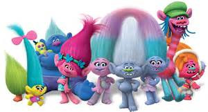 Dreamworks unveils trolls sound of silence clip at comic con
