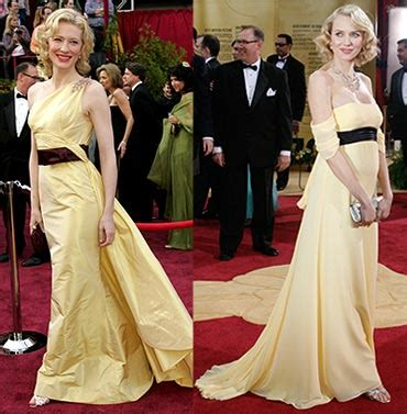 Who Wore It Best At The 79th Annual Academy Awards who wore it better at the oscars rediff