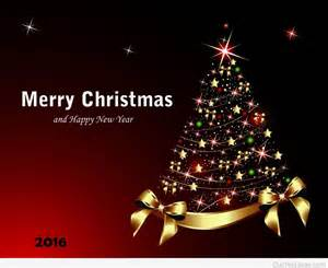 Merry christmas and a happy new year wallpaper wishes 2016