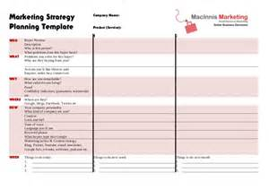 Images of Marketing Plan Template