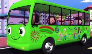 Wheels on the bus all the versions and lyrics