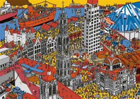 Advent Calendar Where Wally 47 Best Images About Where Is Wally On