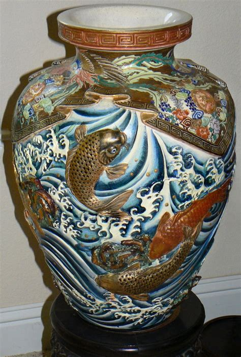 Koi Vase by 1000 Images About Koi Carp Fish On Roof