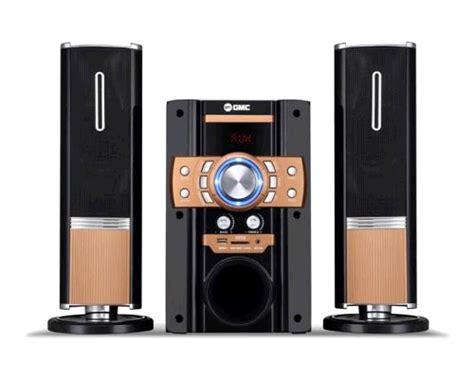 Speaker Aktif Gmc Dan Gambarnya speaker aktif gmc 885s bluetooth terbaru