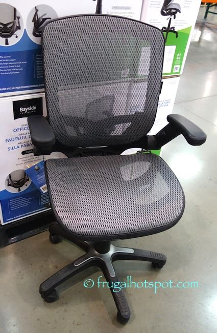 costco sale bayside furnishings metrex iii mesh