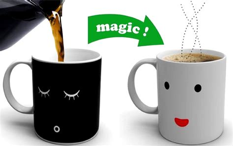 Magic Mug Cangkir Sensitif Suhu Motif Bohlam 400ml magic mug cangkir sensitif suhu motif smile black jakartanotebook