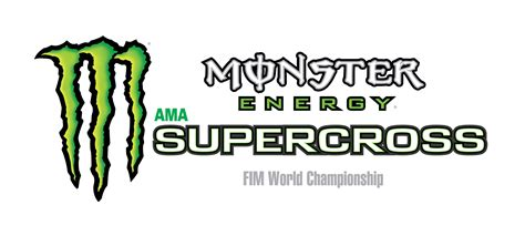 ama motocross logo monster energy supercross television program receives emmy