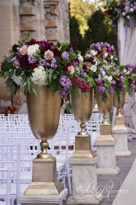 Wedding Aisle Flower Decorations by 1014 Best Images About Aisle Ceremony Decor On