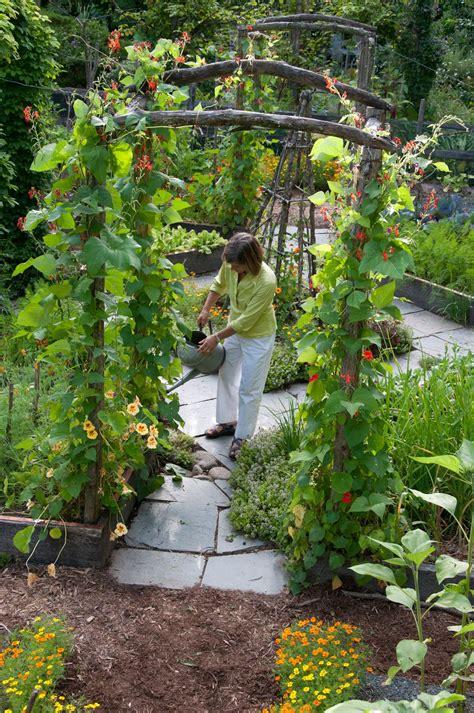 Kitchen Garden Arbor Complete Kitchen Garden Ecker Ogden