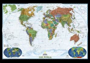 geographic map of national geographic united states world political map