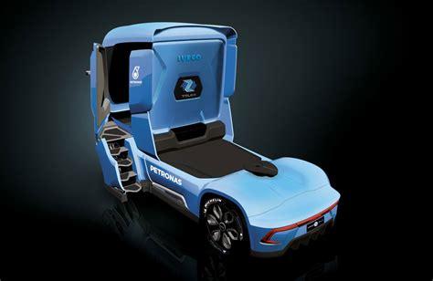 concept work truck iveco presenta il concept z truck all iaa di hannover