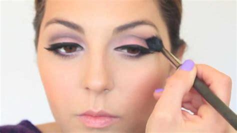 spring makeup tutorial xojennydey spring makeup tutorial bh cosmetics makeup youtube