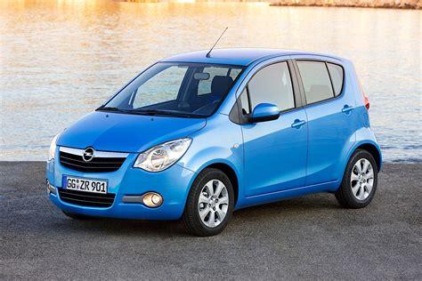 Opel Agila by Opel Agila 2008 2009 2010 2011 2012 2013 2014
