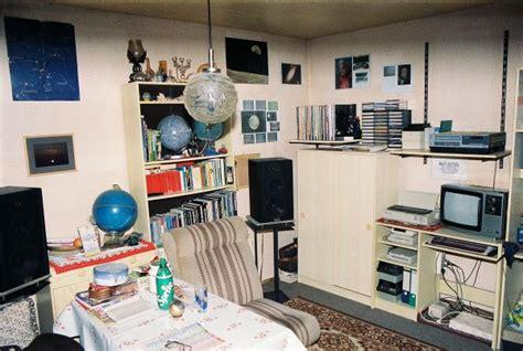 wohnzimmer 90er andromedagalaxie astronomie mond sterne