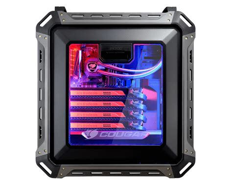 Gaming Panzer Max Tower Style Design Psu Cvr panzer max chassis review funkykit