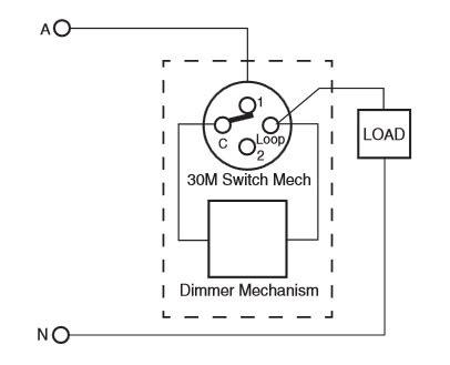 Varilight Dimmer Wiring Diagram