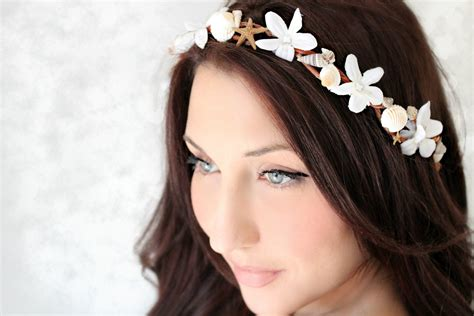 Wedding Hair Accessories Ideas by Nautical Wedding Ideas Bridal Headband Wedding Hair