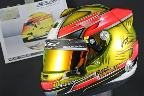 helmet design karting racing helmets garage helmet inspiration pinterest