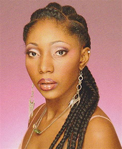 gallery of goddess braids motherland braids short hairstyle 2013