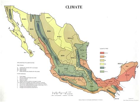 map of mexico and texas thematic maps