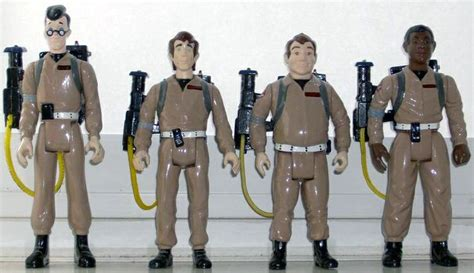Figure Buster the real ghostbusters vintage toys