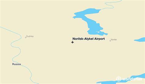 norilsk russia maps norilsk alykel airport nsk worldatlas