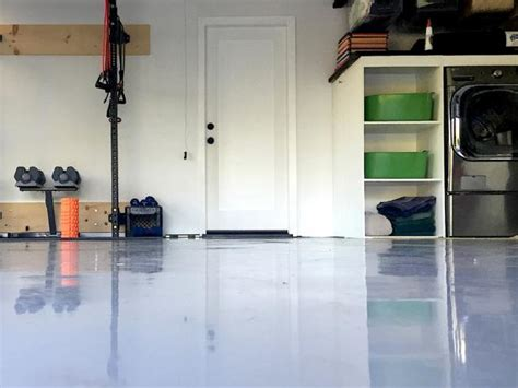 How to Refinish a Garage Floor   how tos   DIY