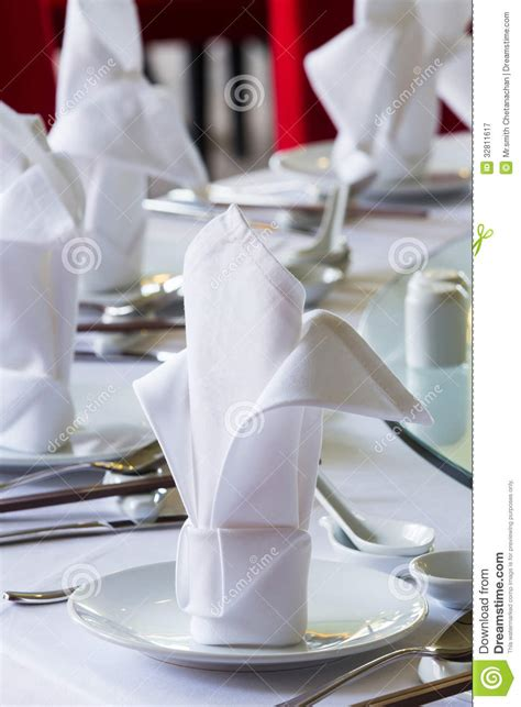 dining table setup chinese dining table setup stock image image of elegant