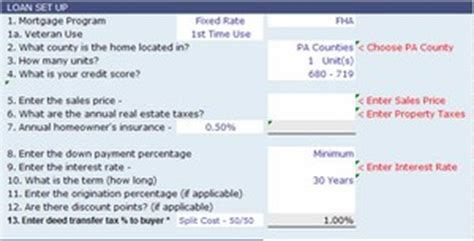 buying a house costs calculator steps to buying a house for the first time