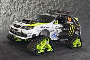 Subaru Dc Dc Shoes Ken Block S Trax Sti Car Cars One