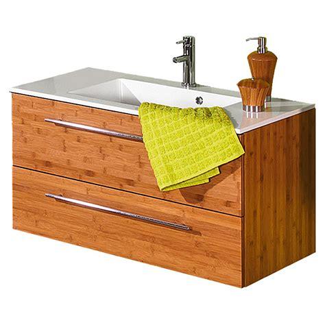 waschtisch bambus schildmeyer topline bambus waschtisch mit unterschrank 48