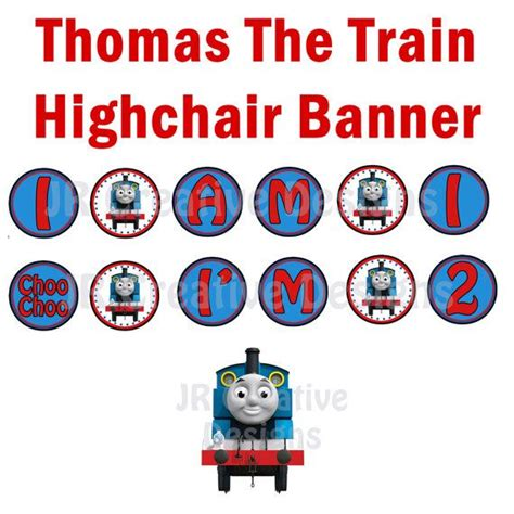 printable train banner 17 best images about thomas the train party on pinterest
