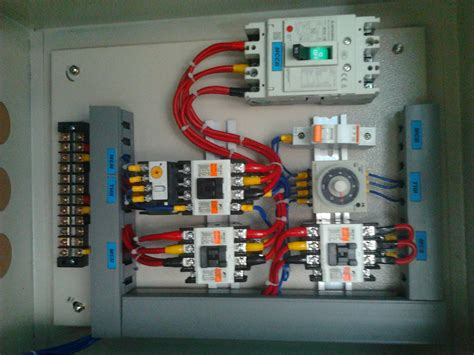 wiring diagram wiring diagram panel listrik delta
