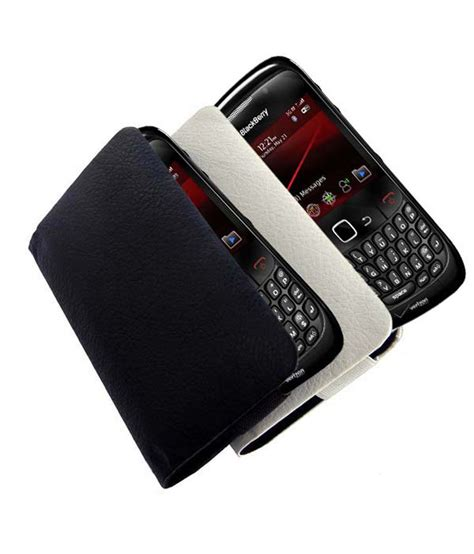 Blackberry Softcase Jekly N acm black rich leather soft carry for blackberry