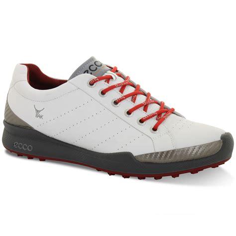 ecco 2014 mens biom hybrid golf shoes white brick uk 7