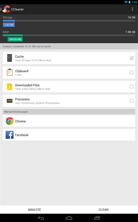 ccleaner za tablet ccleaner dostępny r 243 wnież dla androida softonet pl