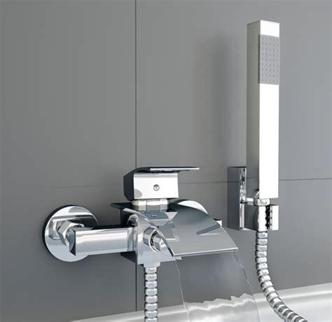 rubinetti per vasca rubinetto miscelatore per vasca squadrato modello rb801