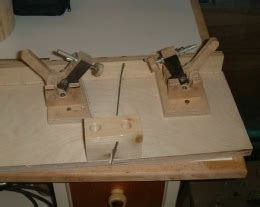 homemade toggle clamps homemadetoolsnet